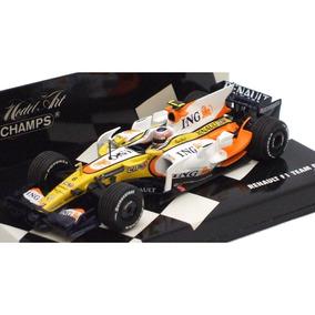 Miniatura F1 1 18 2008 - Veículos em Miniatura no Mercado Livre Brasil d74924b4cb4