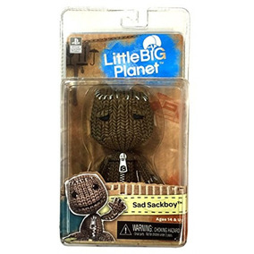 Sackboy Sad Little Big Planet Neca Envio Gratis!