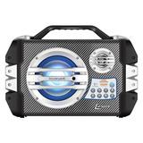 Caixa Acústica Bluetooth Ca 305, Potência 100w, Entrada Usb/