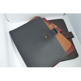 Capa Porta Manual Do Proprietário Em Couro Luxo Universal