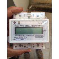 Medidor 110 Y 220 Kwh Para Paneles Solares - Lo Pide Cfe