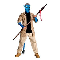Disfraz Niño Traje De Sully Avatar Jake Rubie