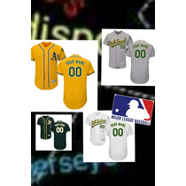 Mlb Jerseys Oakland Atléticos
