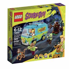 Retromex Lego 75902 Maquina Del Misterio Scooby Doo