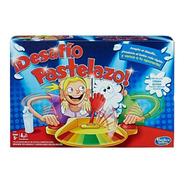 Juego De Mesa Desafio Pastelazo Doble Hasbro Original C01935