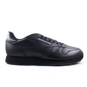 Tenis Reebok Classic Leather - Negro 2267