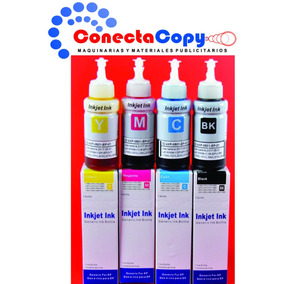 Tinta Tipo Original Epson L110 L200 L210 L350 L355 L555 L800