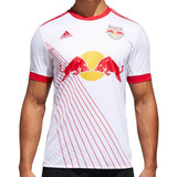 Playera Futbol Local New York Red Bulls Hombre adidas Ay6068