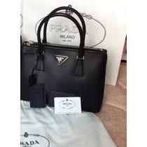 Bolsa Prada Saffiano Black( 5 Cores) Original Frete Gratis