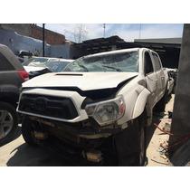 Toyota Tacoma 2014 Para Reparar