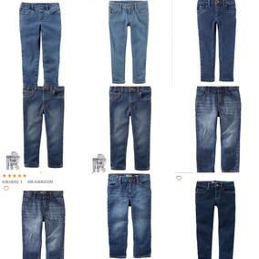 Jeans Carters Osh Kosh Talles 2 A 6