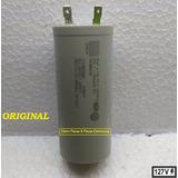 Capacitor Brastemp Consul (50µf) Microfarads 5% +ou- (127v)