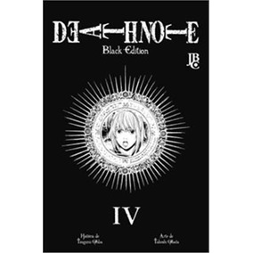 Death Note - Black Edition - Nº04