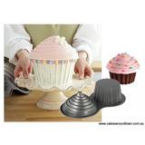 Molde De Torta Cupcake Gigante Wilton Reposteria