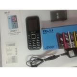 Teléfono Celular Blu Jenny Ii