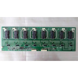 Placa Inverter Tv Gradiente Lcd-3230 3230 L320b1-24 Rev.1f