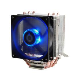 Fan Cooler Cpu Led Rojo Id Cooling Se 903 Intel Amd