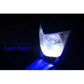 Lâmpada Moto Led-efeito-xenon H4-titan 150 Factor Cg Fan Ybr
