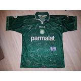 Camisa Comemorativa Palmeiras 1999 Rhumell #99 Libertadores