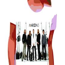 Playera Maroon 5 Calidad Y Precio