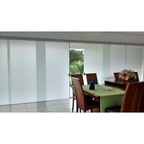 Adesivo Branco Leitoso Jateado Box Banheiro Vidros 100x75cm