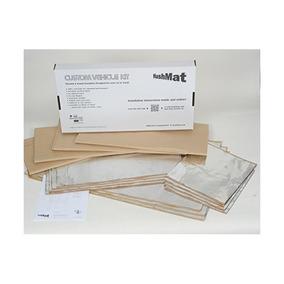 Hushmat 68280 Kit De Sonido Y Aislamiento Térmico (volkswage
