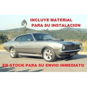 Estribos Eleanor Maverick Par Ford Salida Escapes Maveric