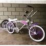 Quadro Bicicleta Aro 20 Tipo Schwinn Lowrider Custom