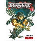 Manga Berserk, Vol. 1 En Ingles * Encargo