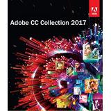Adobe Suite Master Collection Cc2017 Full 32/64 Bit Español