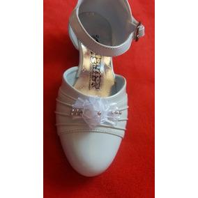Zapato De Niña Talla 28 A 35 Fiesta Bautizo Comunión