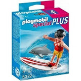 Niña Surf Delfin Playmobil Special 5372 Collectoys