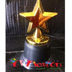 Estatuilla Estrella ,premio,graduación,recuerdo.