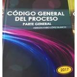 Libro Codigo Gral Del Proceso Parte General