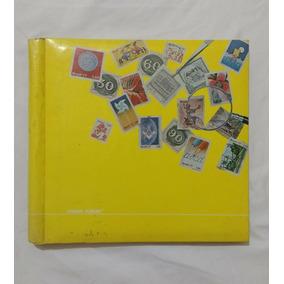 Selos Antigos Do Brasil Em Livro Brochura.