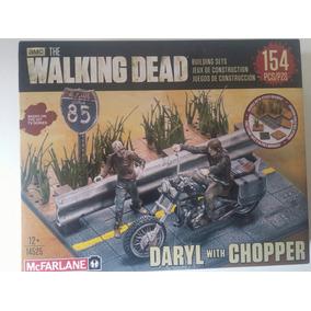 The Walking Dead Mcfarlane Daryl Set De Montagem Promoção