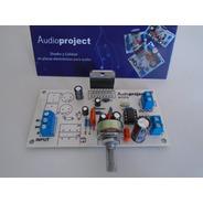 Modulo Amplificador Subwoofer 20 W C/ Fuente Trafo Disipador