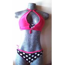 Trajes De Baño, Bikinis De Damas Y Niñas