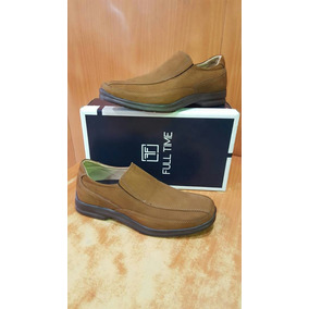 Zapatos Full Time Originales Caballeros Casual