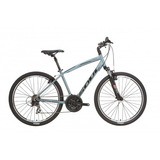 Bicicleta 26 Soul Miracle 21v Cinza (quadro 17)