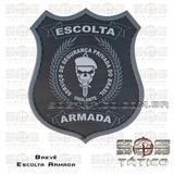 Emborrachado Escolta Armada Vigilante + Fixador