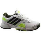Zapatillas adidas Tenis Barricade Team 3 Blanco/verde Fluor