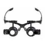 Lupa Oculos Cabeça Profissional Jogo 4 Lentes 10 15 20 25x 21f1526844