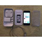 Iphone 5c Azul 16gb Anatel - Kit Original Completo