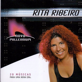 Cd Lacrado Rita Ribeiro Novo Millennium 2005