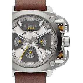 e905b8f3d79 Relogio Quadrado Diesel - Relógio Masculino no Mercado Livre Brasil