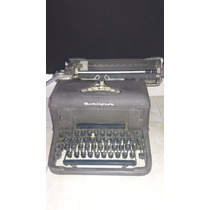 Maquina De Escribir Remington Vintage