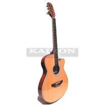 Guitarra Criolla Parquer Nylon Con Ecualizador Gcc Mc100