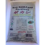 Adubo Orgânico Bio Bokashi Farelado 5 Kg Certificado Ecocert