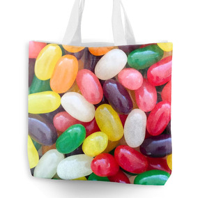 Bolsa De Ombro Feminina Bag Personalizada Candy Crush Jelly